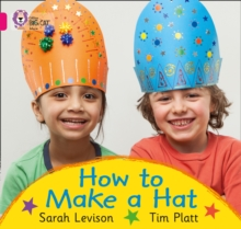How to Make a Hat : Band 01a/Pink a, Paperback / softback Book