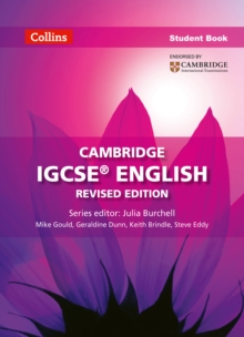 Cambridge IGCSE English Student Book, Paperback Book
