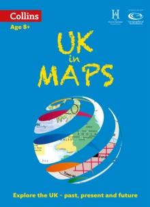 UK in Maps, Paperback Book