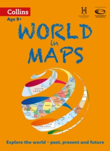 World in Maps, Paperback Book