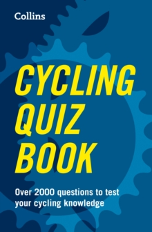 Collins Cycling Quiz Book, Paperback Book