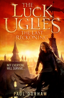The Last Reckoning, Paperback Book