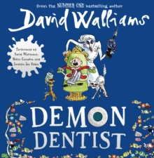 Demon Dentist, CD-Audio Book