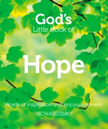 God's Little Book of Hope : Words of Inspiration and Encouragement, Paperback / softback Book