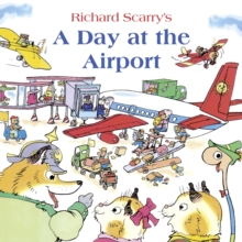 A Day at the Airport, Paperback Book