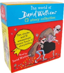 The World of David Walliams CD Story Collection : The Boy in the dress/Mr Stink/Billionaire boy/Gangsta granny/Ratburger, CD-Audio Book