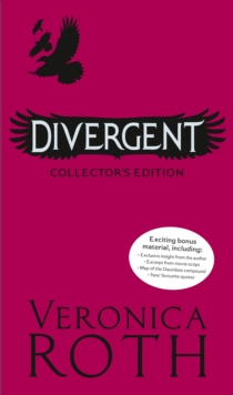 Divergent Collector's edition, Hardback Book