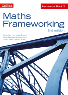 KS3 Maths Homework Book 2, Paperback Book