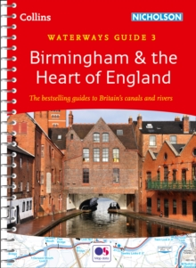 Birmingham & the Heart of England No. 3, Spiral bound Book
