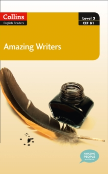 Amazing Writers : B1, Paperback Book