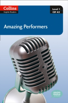 Amazing Performers : A2, Mixed media product Book