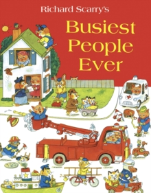 Busiest People Ever, Paperback Book