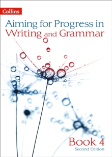 Progress in Writing and Grammar : Book 4, Paperback / softback Book