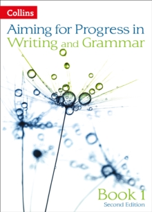 Progress in Writing and Grammar : Book 1, Paperback Book