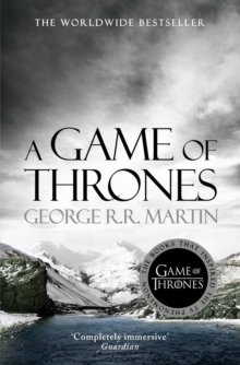 A Game of Thrones, Paperback / softback Book