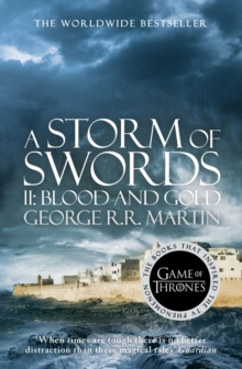 A Storm of Swords: Part 2 Blood and Gold, Paperback / softback Book