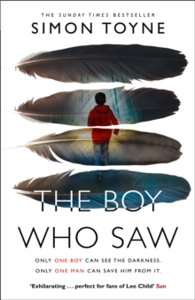 The Boy Who Saw : A Gripping Thriller That Will Keep You Hooked, Hardback Book