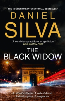 The Black Widow, Hardback Book
