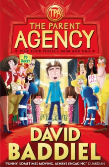 The Parent Agency, Paperback Book