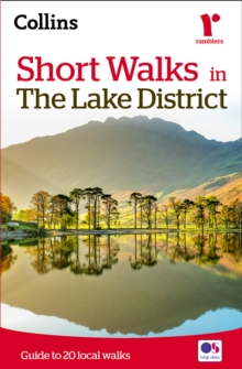 Short walks in the Lake District, Paperback Book