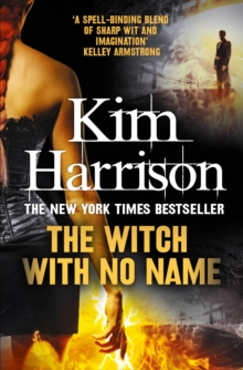 The Witch With No Name, Paperback Book