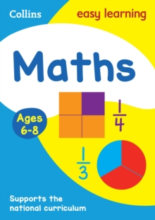 Maths Ages 6-8, Paperback Book