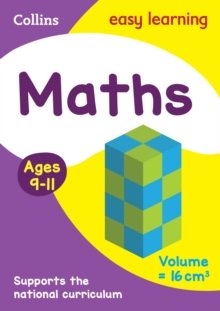Maths Ages 9-11, Paperback / softback Book