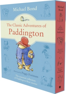 The Classic Adventures of Paddington, Hardback Book