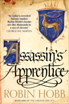 Assassin's Apprentice, Paperback Book