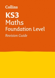 KS3 Maths (Standard) Revision Guide, Paperback Book