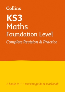 KS3 Maths (Standard) All-in-One Revision and Practice, Paperback / softback Book