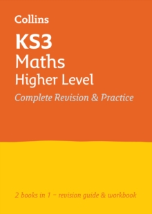 KS3 Maths (Advanced) All-in-One Revision and Practice, Paperback / softback Book