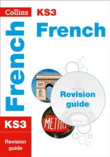 KS3 French Revision Guide, Paperback Book