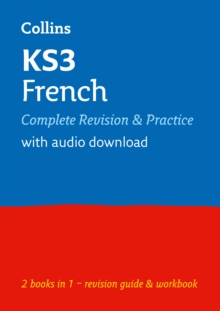 KS3 French All-in-One Revision and Practice, Paperback / softback Book