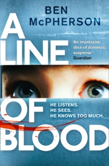 A Line of Blood, Paperback Book