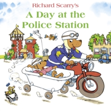 A Day at the Police Station, Paperback Book