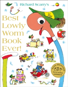 Best Lowly Worm Book Ever, Paperback Book