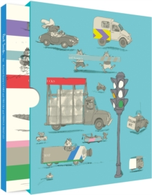 Paul Smith for Richard Scarry's Cars and Trucks and Things That Go slipcased edition, Hardback Book