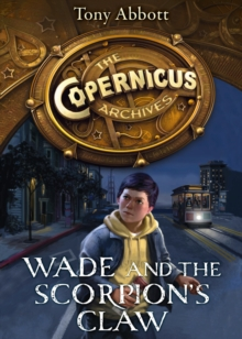 Wade and the Scorpion's Claw, Paperback Book