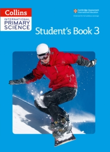 International Primary Science Student's Book 3, Paperback Book