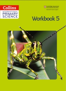 International Primary Science Workbook 5, Paperback / softback Book