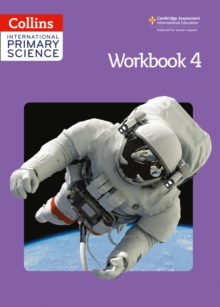 International Primary Science Workbook 4, Paperback Book