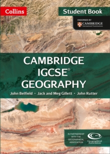Cambridge IGCSE Geography Student Book, Paperback Book