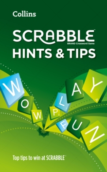 Collins Scrabble Hints and Tips, Paperback / softback Book