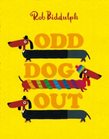 Odd Dog Out, Hardback Book