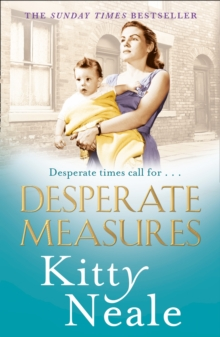 Desperate Measures, Hardback Book