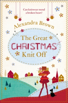 The Great Christmas Knit Off, Paperback Book