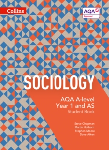 AQA A Level Sociology Student Book 1, Paperback Book