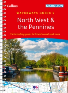 North West & the Pennines No. 5, Spiral bound Book
