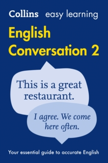 Easy Learning English Conversation : Book 2, Mixed media product Book